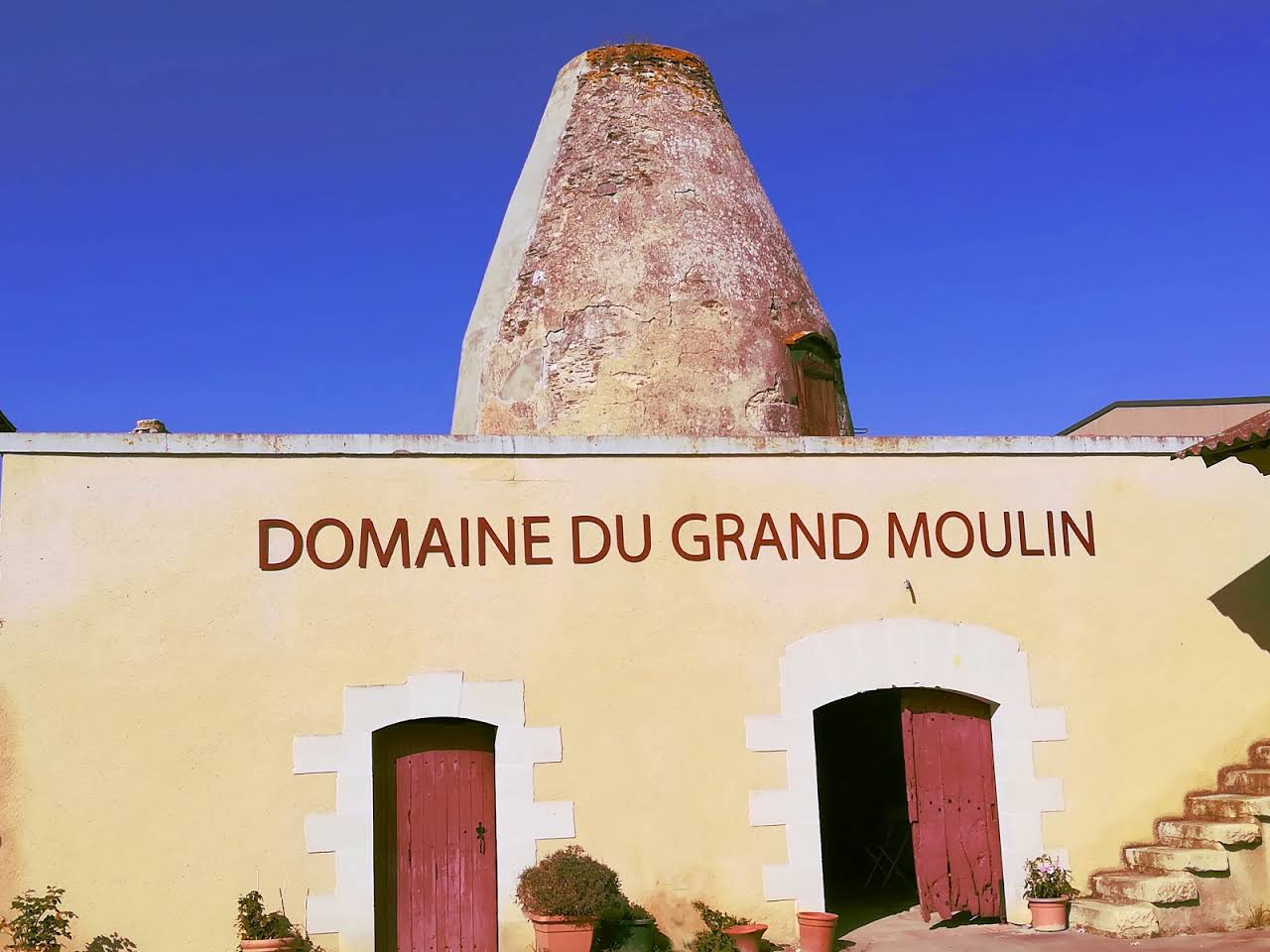 Domaine du Grand Moulin